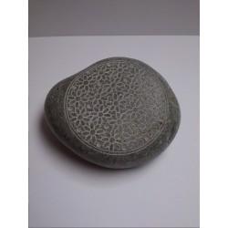 Piedra Decorativa con Mandala