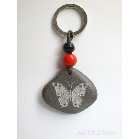Llavero Mariposa