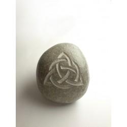 Piedra Decorativa con Triketa Celta c199b285330